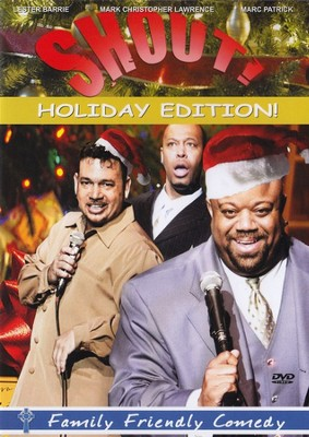 Shout! Holiday Edition, DVD   -