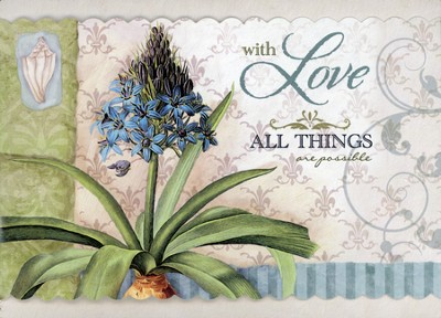 Coastal Garden Encouragement Cards, Box of 12  -     By: Joy Hall
