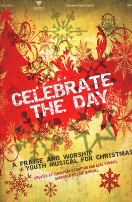 Celebrate the Day (Choral Book)   -