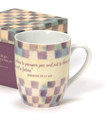 Mug In A Gift Box, For I Know The Plans  -