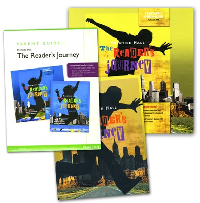 Prentice Hall: The Reader's Journey 6th Grade Homeschool Bundle  -