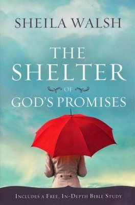 The Shelter of God's Promises - Slightly Imperfect  -     By: Sheila Walsh