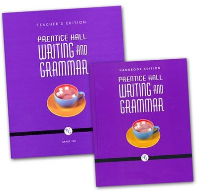 Prentice Hall: Writing and Grammar 10th Grade Homeschool Bundle  -
