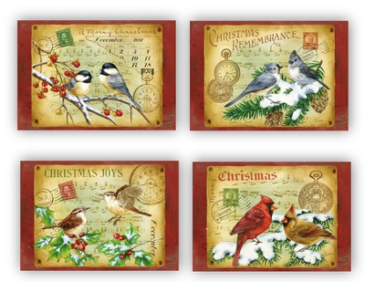 Christmas Song Christmas Cards, Box of 12  -     By: Jane Maday