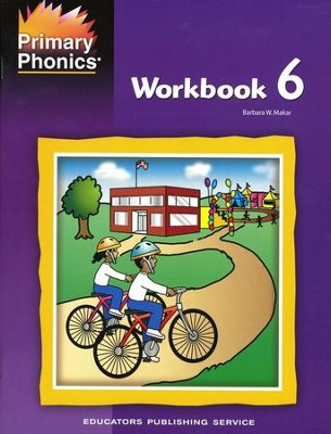 Primary Phonics Workbook 6   -     By: Barbara W. Makar