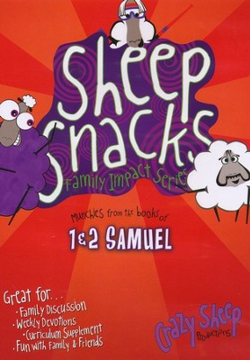 Munchies from 1 & 2 Samuel DVD  -
