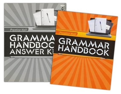 Prentice Hall Grammar Handbook Grade 11 Homeschool Bundle    -
