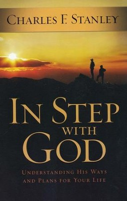 In Step With God: Understanding His Ways and Plans for Your Life - Slightly Imperfect  -