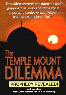 The Temple Mount Dilemma, DVD   -