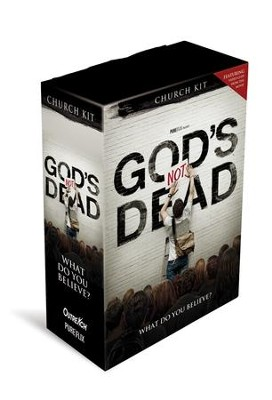 God's Not Dead Church Kit  -