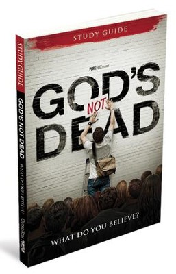 God's Not Dead Adult Study Guide  -