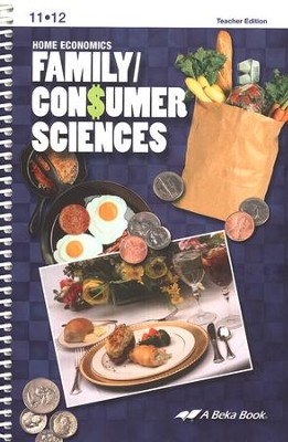 Family/Consumer Sciences Teacher Edition   -
