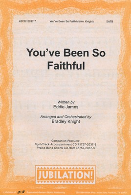 You've Been So Faithful (Anthem)   -