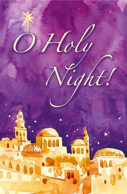 O Holy Night, Box of 20 Cards   -