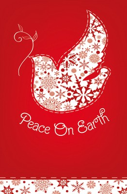 Peace on Earth Box of 20 Christmas Cards  -