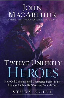 Twelve Unlikely Heroes Study Guide - Slightly Imperfect  -