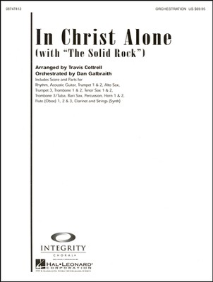 In Christ Alone/The Solid Rock (Orchestration)   -