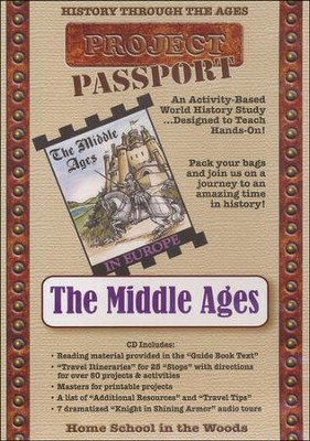 The Middle Ages CD   -