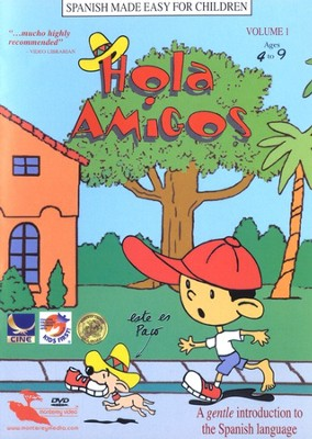 Hola Amigos: A Gentle Introduction to the Spanish Language  -