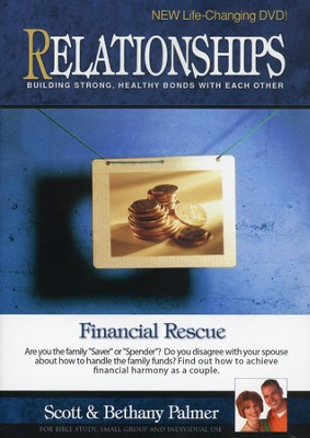 Relationships: Financial Rescue, DVD     -     By: Scott Palmer, Bethany Palmer