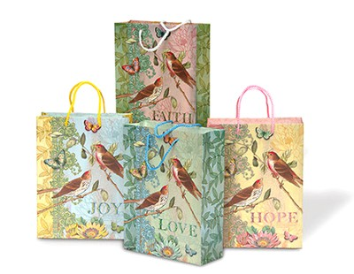 Flights of Faith Gift Bag Set (4 designs)  -