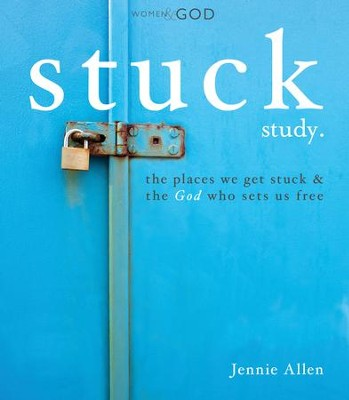 Stuck Study Guide - eBook  -     By: Jennie Allen