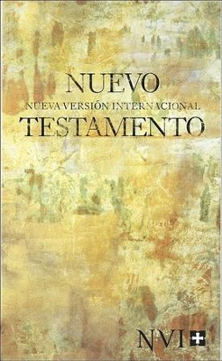 NVI, New Testament, Classic Antique  -
