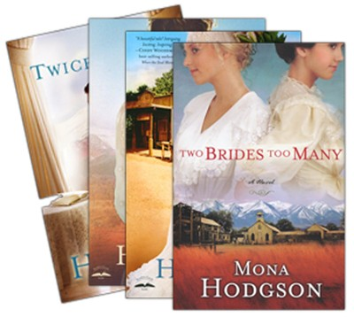 Sinclair Sisters of Cripple Creek Series, Vols. 1-4   -     By: Mona Hodgson