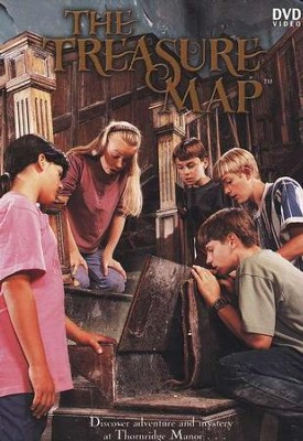 The Treasure Map DVD   -