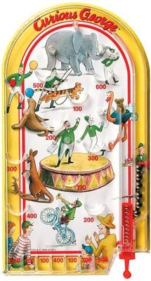 Curious George Pinball  -