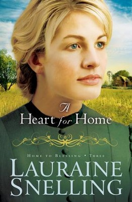 A Heart for Home, Home to Blessing Series #3  - Slightly Imperfect  -     By: Lauraine Snelling