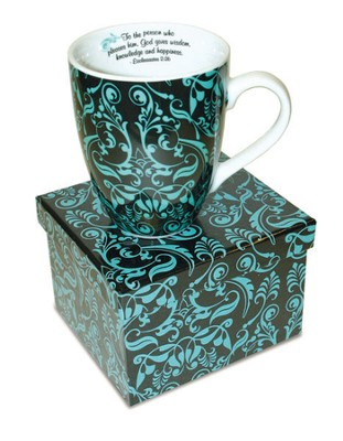 Ecclesiastes 2:26 Mug with Gift Box  -