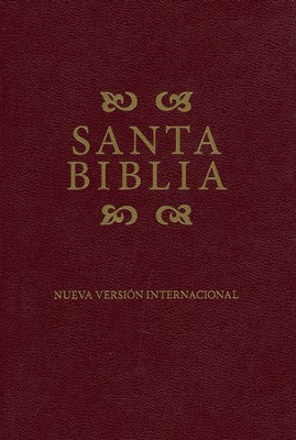 NVI, Compact Bible, Burgundy  -