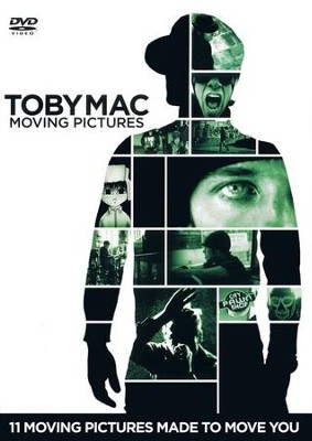Moving Pictures, DVD   -     By: TobyMac