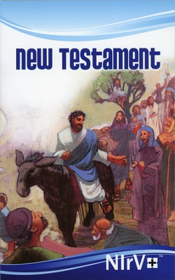NIrV Children's New Testament  -