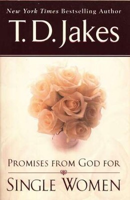 Promises From God for Single Women   -     By: T.D. Jakes