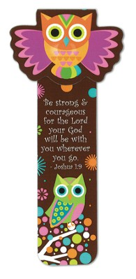 Be Strong and Courageous Bookmark  -