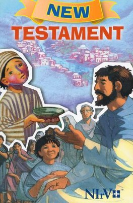 NIrV Children's New Testament, Updated   -