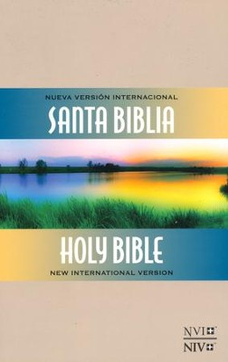NVI / NIV Spanish/English Bible  -