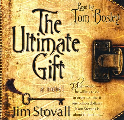 The Ultimate Gift -audiobook on CD  -     By: Jim Stovall