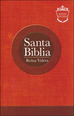 Reina Valera Outreach Bible – Red: Santa Biblia - Slightly Imperfect  -