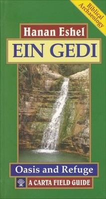 Ein Gedi: A Carta Field Guide  -     By: Hanan Eshel
