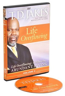 Life Overflowing #4: Life Overflowing, DVD   -     By: T.D. Jakes