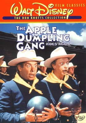 The Apple Dumpling Gang Rides Again, DVD   -