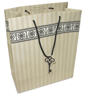 Keys of the Kingdom Gift Bag, Large  -