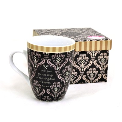 Keys of the Kingdom Mug, Gift Boxed  -
