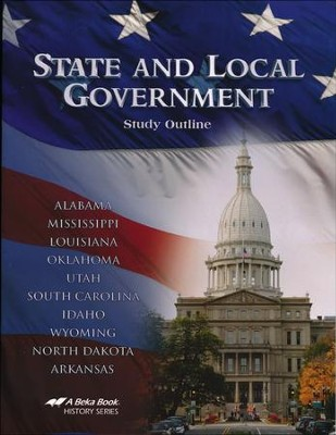State and Local Government Study Outline   -