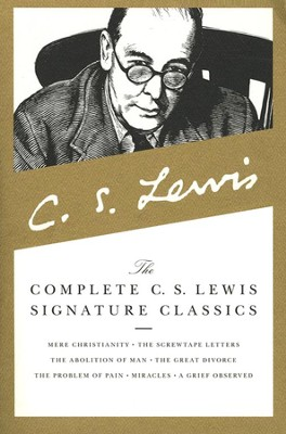 The C.S. Lewis Signature Classics   -     By: C.S. Lewis