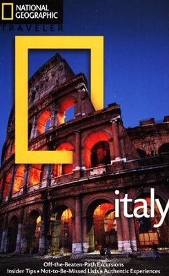 National Geographic Traveler: Italy, 4th Ed.  -     By: Tim Jepson