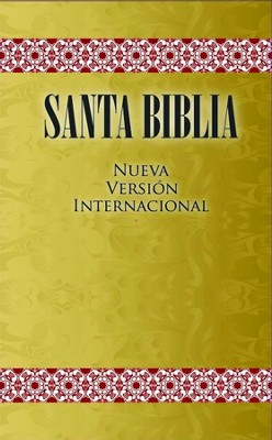 NVI, Compact Bible, Yellow  -